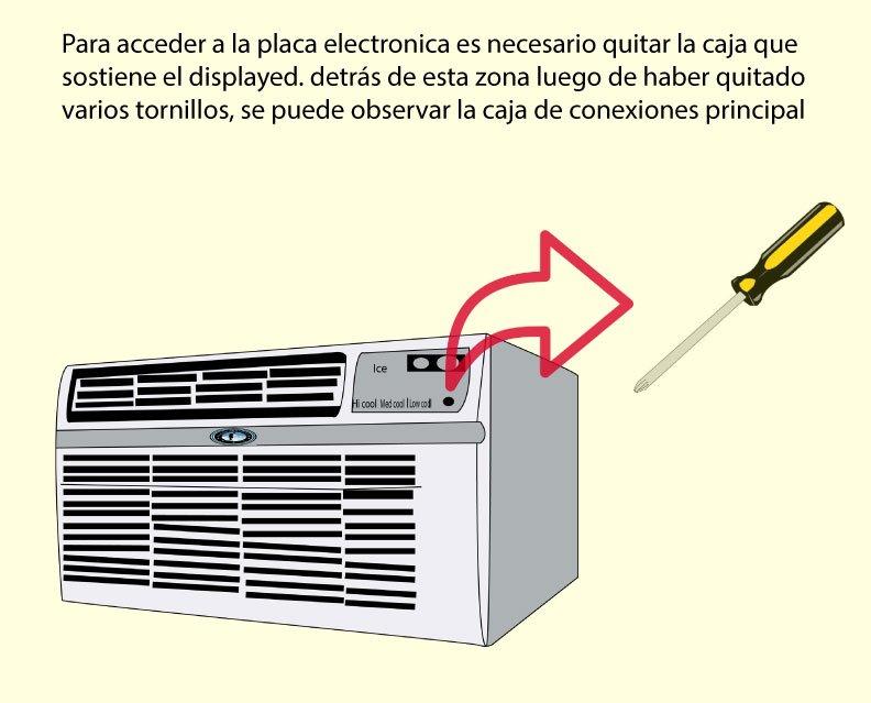 como reemplzar el fusible de aire acondicionado