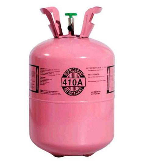 Presiones del refrigerante 410A