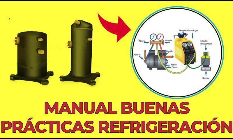 manual de refrigeracion y aire acondicionado gratis