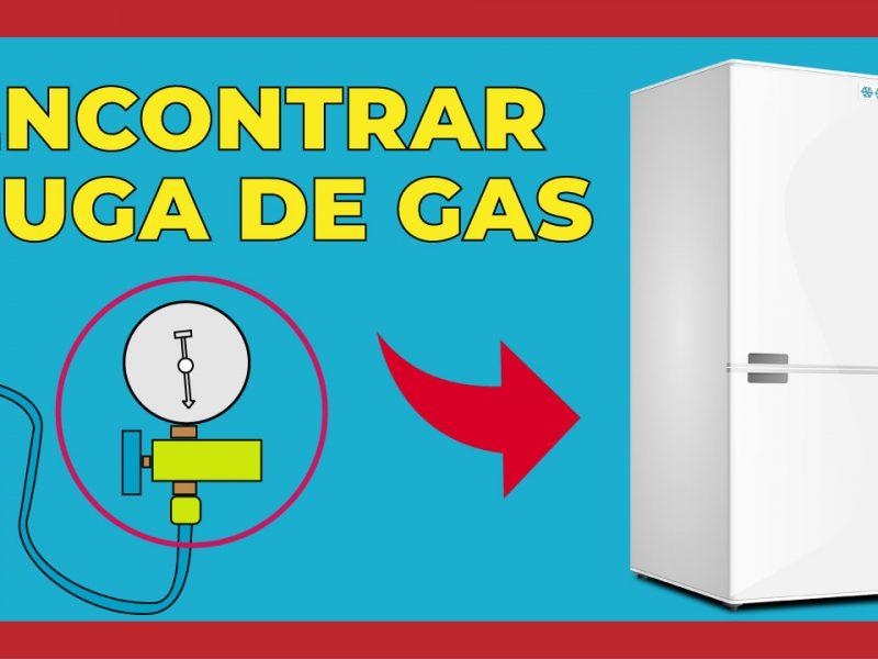 saber si mi refrigerador tiene gas